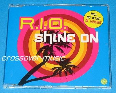 R.I.O. Shine On 5mx CD 2008 De Janeiro BELLINI CASCADA