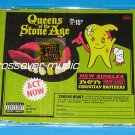 QUEENS OF THE STONE AGE 3's & 7's GER 3-TR CD 2008 QSTA