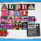 ALPHABEAT Fascination GER 5-TRK REMIX CD BIMBO JONES