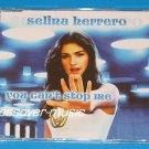 SELINA HERRERO You Can't Stop Me 2mx CD 2008 SARAH CONNOR