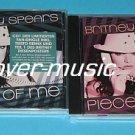 BRITNEY SPEARS Piece Of Me LTD GERMAN 2-CD SET w/poster