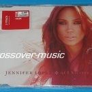JENNIFER LOPEZ Que Hiciste GERMAN 2-TRCK CD 2007 sealed