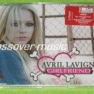 AVRIL LAVIGNE Girlfriend GER 2-TR CD 2007 w/ non-album