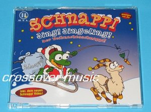 SCHNAPPI Jing! Jingeling! Xmas 5-TR CD 2005 Rudolph the Red-Nosed Reindeer