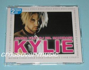 ADAMA Kylie 2TR CD 2005 O-ZONE Minogue AKCENT EURODANCE