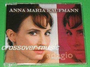 ANNA MARIA KAUFMANN Adagio 4-TR CD 2006 BARBRA STREISAND