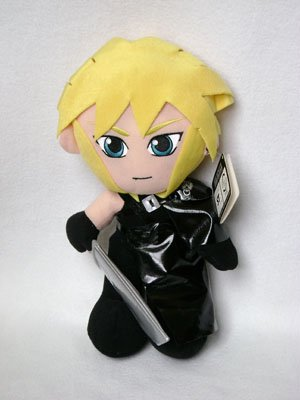 Final Fantasy Advent Children Cloud Plush