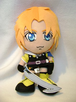 Final Fantasy X Tidus Plush
