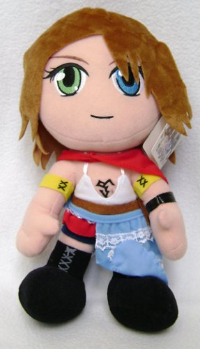 Final Fantasy X Yuna Plush