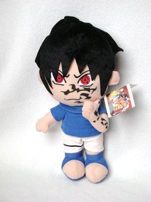Naruto Cursed Sasuke Plush