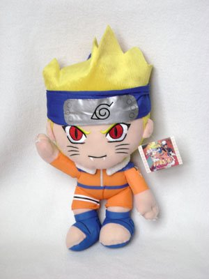 Naruto Anime Kyuubi Naruto Plush