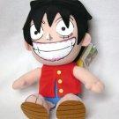 One Piece Luffy Plush