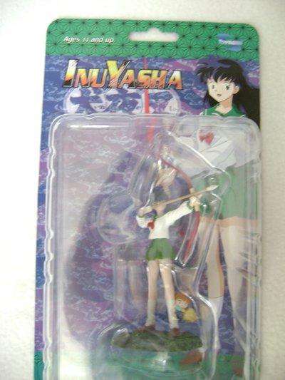 Inuyasha - Kagome PVC Figurine