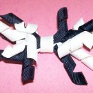 Korkie Korker Bow - Navy and White