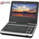 8.0 INCH PORTABLE GPX DVD PLAYER