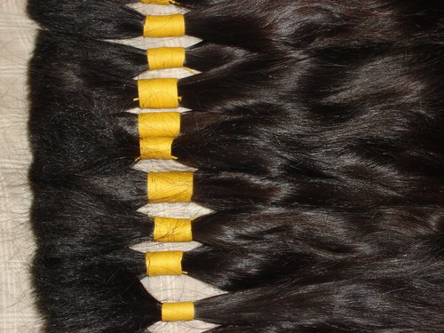 15 - 18 Inches- Bulk Wavy/Straight  Indian Remy