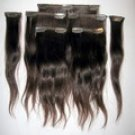 27 - 31 Inches Machine Weft Indian Hair- Curly