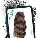 27 - 31 Inches Machine Weft Indian Hair - Wavy/Straight
