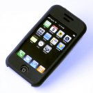 iPhone ipod Touch Silicone Protective Skin Case iTouch (Black)