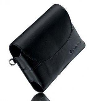 Navigon 4.3-Inch Premium Leather GPS Case (fits 4.3-Inch) 10000190
