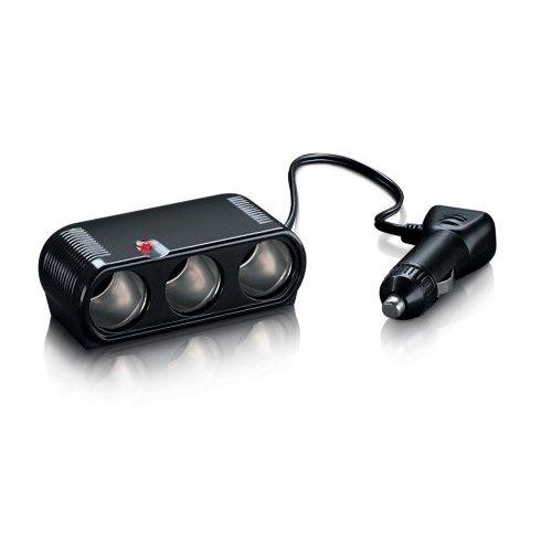Navigon Three-way Car Power Adapter