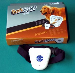 Ultra sonic / Ultrasonic Dog Collar Bark Stop/Training/Electric