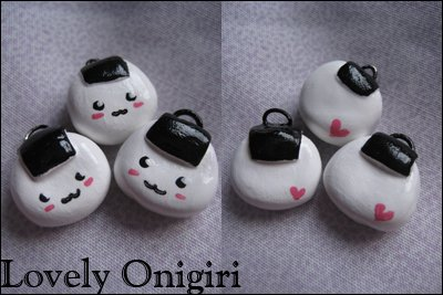 Onigiri Charm