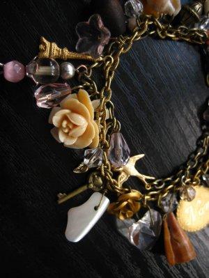 Handmade Charm Bracelet - No.4