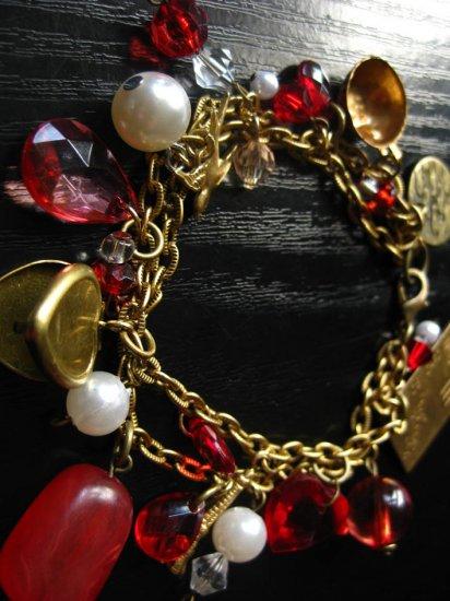 Handmade Charm Bracelet - No. 6