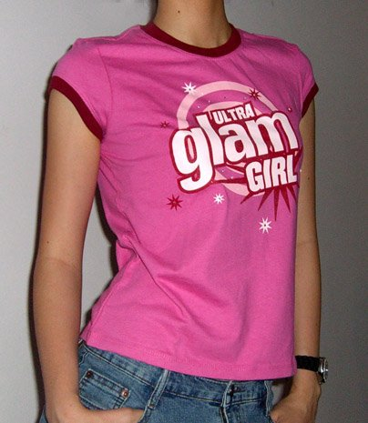 Old Navy's Glam Girl