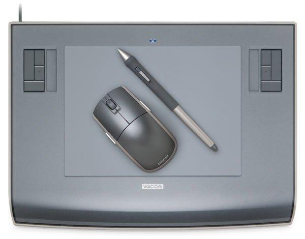 WACOM Intuos3 6x8 Tablet - PTZ630