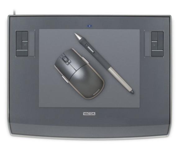 WACOM Intuos3 9x12 Tablet - PTZ930