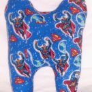 """Superman"" Tooth Pillow"