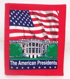 """The American Presidents""  Fabric Book"