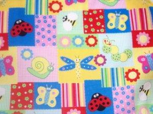 """Cute Garden Bugs""  Child Apron"