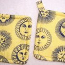 """Celestial"" Potholder -- single"