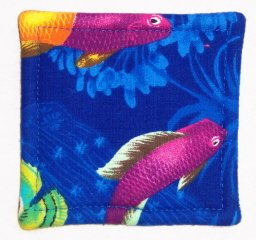 """Fish"" Coaster Set of 4"