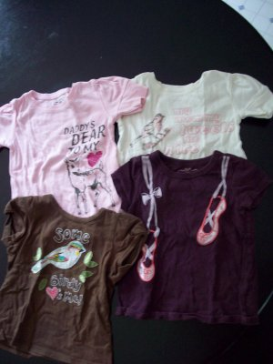 OLD NAVY summer tee shirt top lot