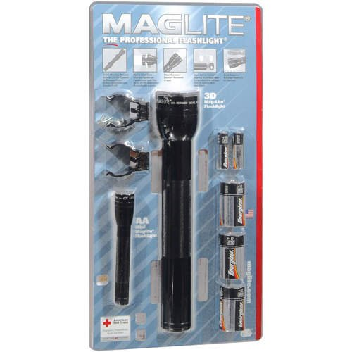 Maglite® The Professional Flashlight® Combo Pack