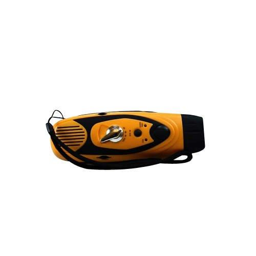 Multipurpose Flashlight / Personal Safety Device