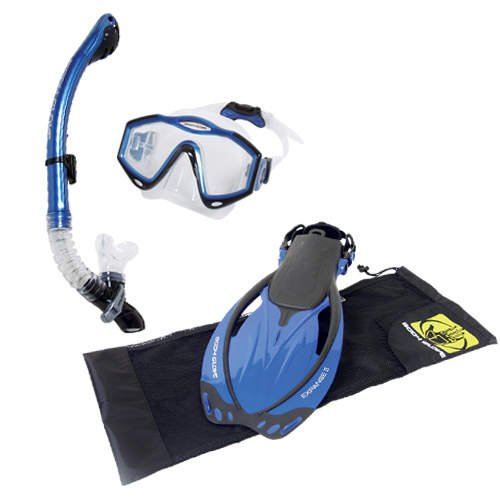 Adult Snorkeling Set By Body Glove (Men's - Small / Medium)