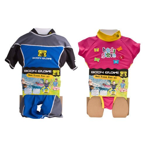 Kids Floatsuits By Body Glove (Girl's Medium)