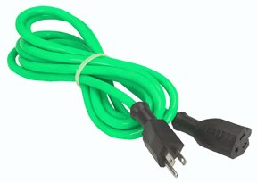 10 Ft. 14 Outdoor Extension Cord (14 Guage)