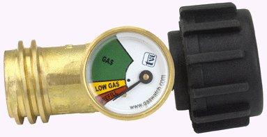 Analog Propane Gas Guage