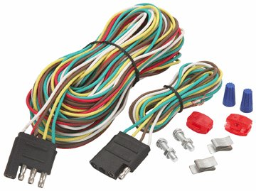 Four-way Trailer Wiring Connection Kit
