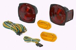 Deluxe 12 Volt Trailer Light Kit