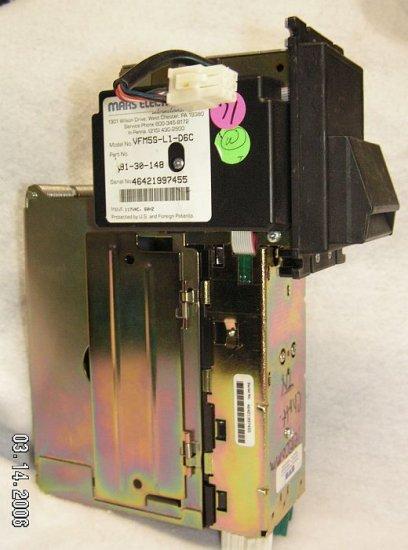 Mars MEI Bill Acceptor Validator VFM5S-L1-D6C Downstacker #71