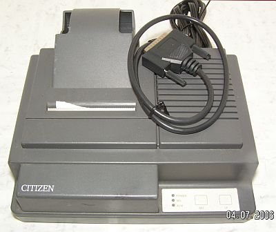 CITIZEN iDP-562 RSL-2 POS Printers USED