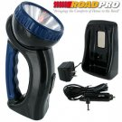 RoadPro AC/DC Rechargeable Emergency Flashlight