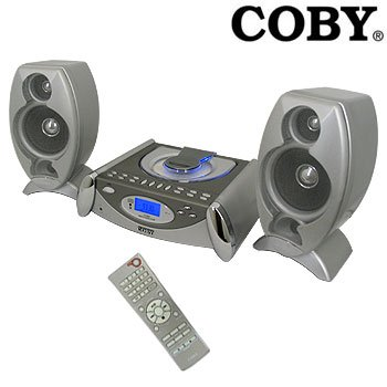 Coby Home Stereo System